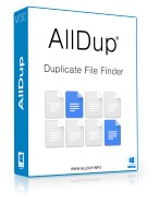 AllDup - Find and remove duplicate files on your PC